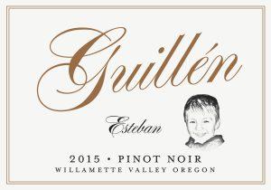 2015 Esteban Pinot Noir