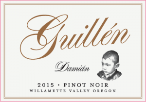 2016 Damián Pinot Noir – Winemaker's Cuvée