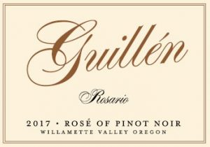 SOLD OUT – 2017 Rosario – Rosé Of Pinot Noir