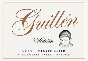 2017 Adrián Pinot Noir – Reserve Cuvée
