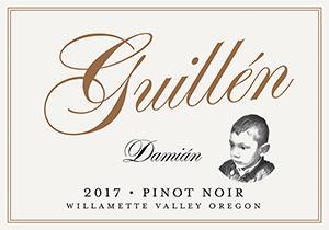 2017 Damián Pinot Noir – Winemaker's Cuvée