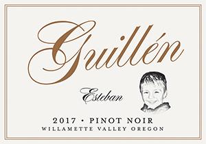 2017 Esteban Pinot Noir