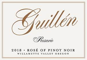 2018 Rosario – Rosé Of Pinot Noir